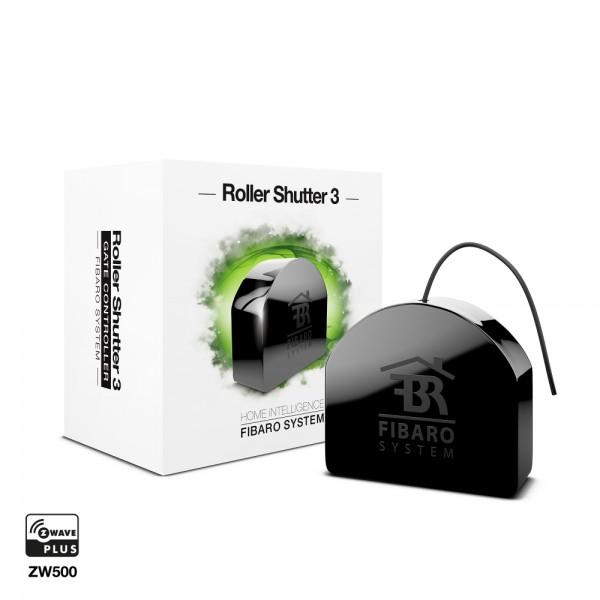 "FIBARO Unterputz-Funk-Modul ""Roller Shutter 3"""