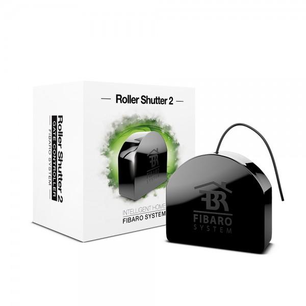 "FIBARO Unterputz-Funk-Modul ""Roller Shutter 2"""