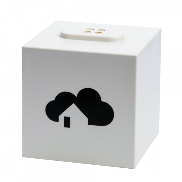 "HOMEE Smart-Home-Zentrale ""Brain Cube"" VERSION 1"