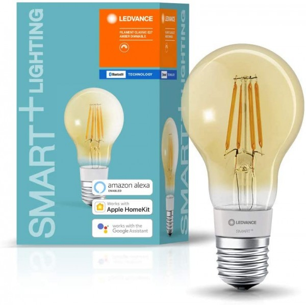 LEDVANCE Smart+ FILAMENT CLASSIC DIMMABLE 50 6.5 W (Bluetooth)