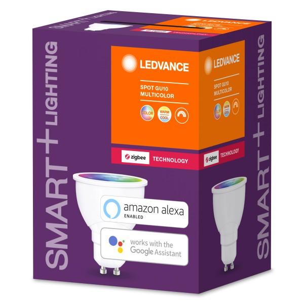 LEDVANCE Smart+ LED Spot GU10 Multicolour (ZigBee)