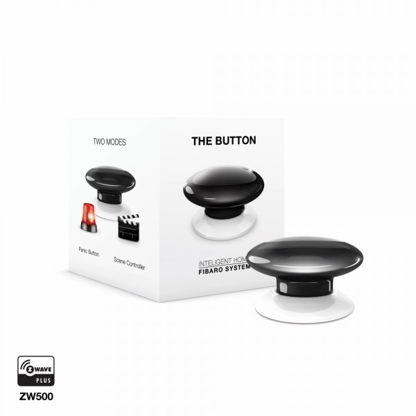 "FIBARO Funkschalter ""The Button"""